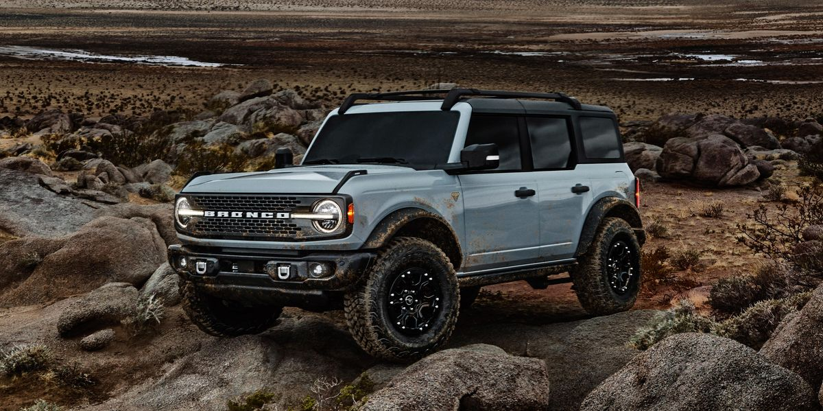 2021 Ford Bronco Review, Specifications and Price