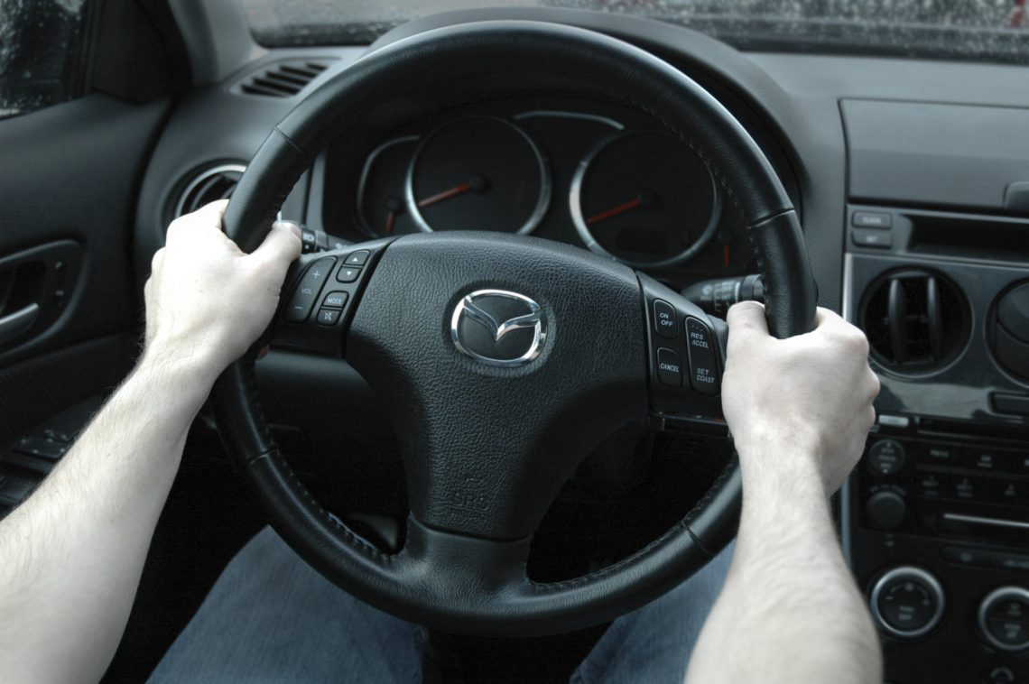 Hold Steering Properly