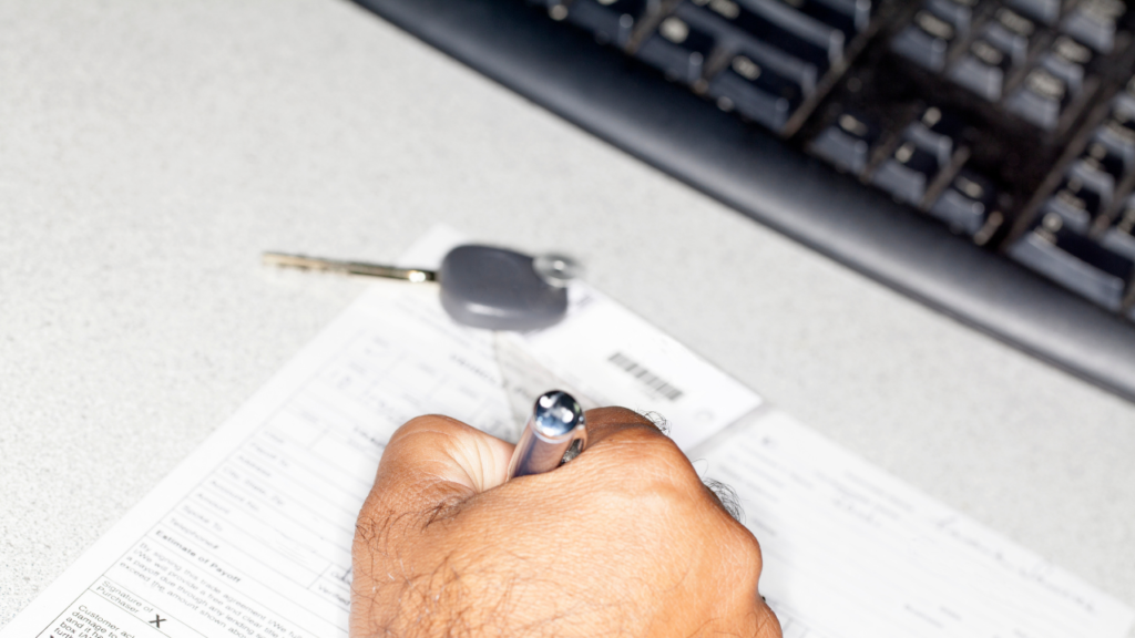 Documents Required To Import A Used Car