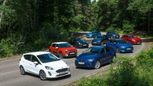 Top 5 Small Cars Available in Australia