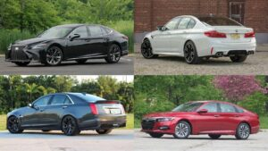 2021 Best Value Cars In the USA