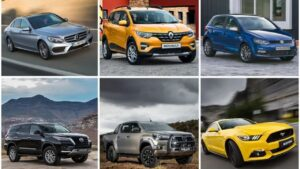 Popular Cars In South Africa