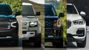 2021 Top SUVs In The World