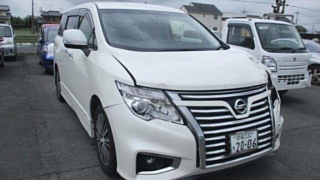Don't Buy Damage Nissan Elgrand