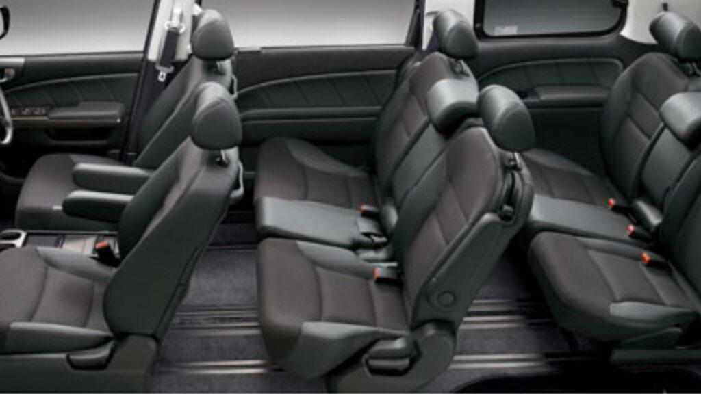 Honda Elysion Interior