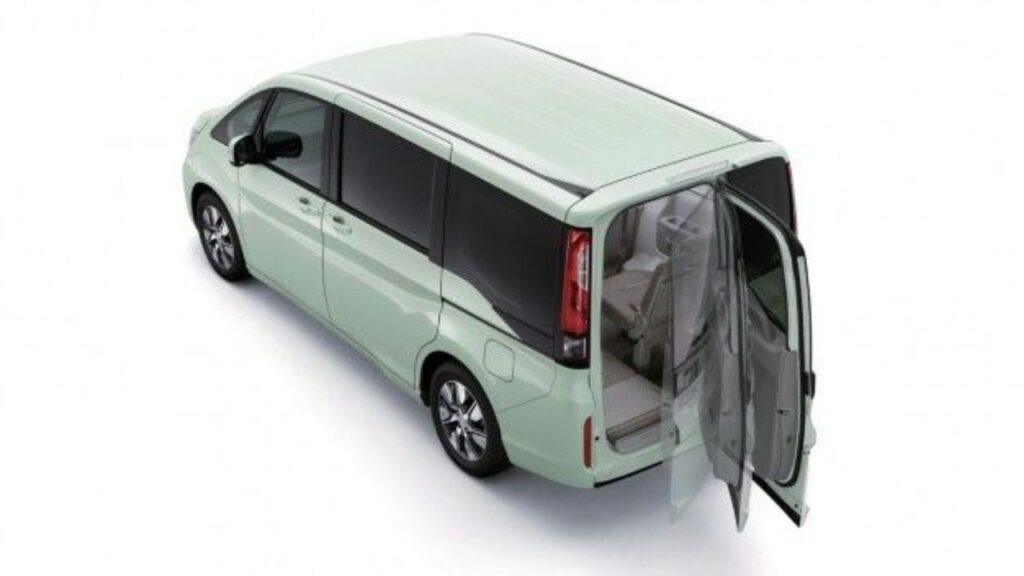 Honda Stepwagon Safety Features