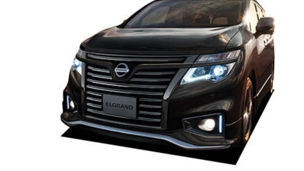 Nissan Elgrand Engine