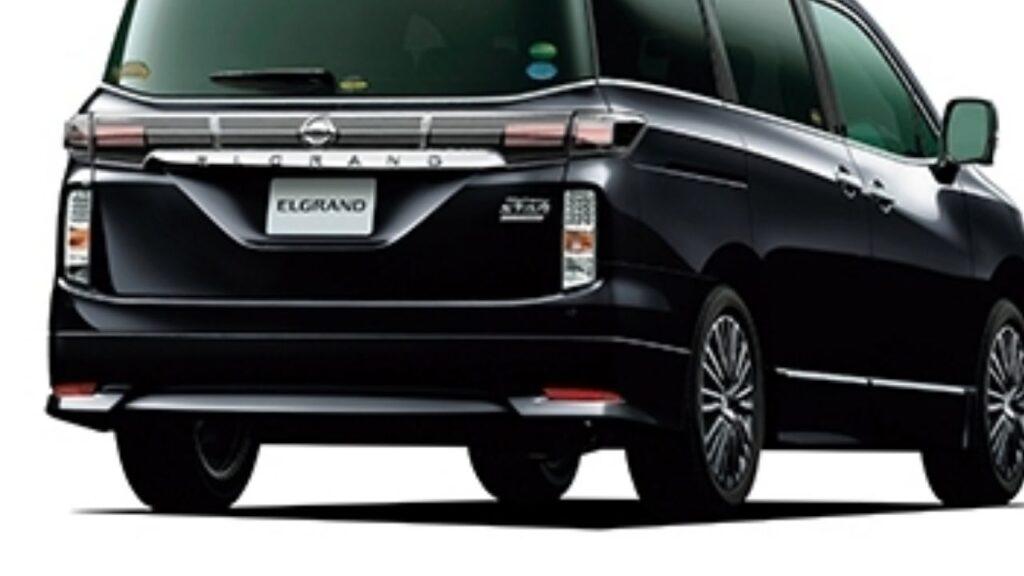 Nissan Elgrand Exterior Style