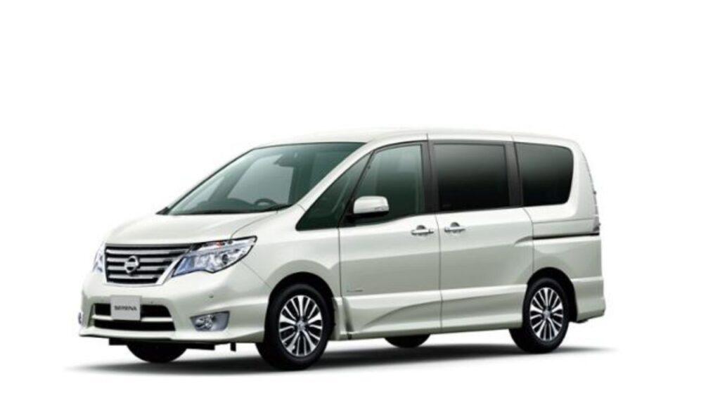 Nissan Serena Journey