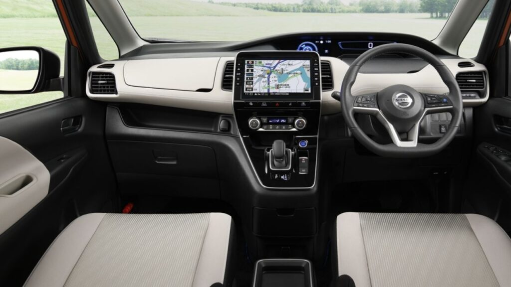 Nissan Serena Specifications & Features