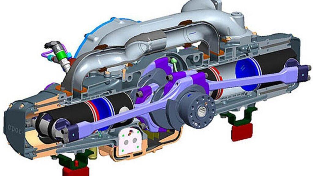 Toyota Estima Engine